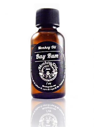 $5.00 Bay Rum Beard Oil – Limited Run