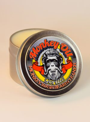 Gorilla Beard Wash– musky earth