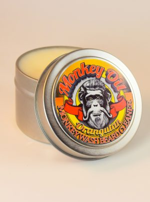 Orangutan Beard Wash–woodsy citrus