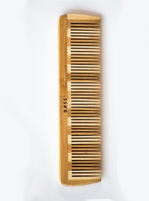 Bamboo Wood Pocket Comb