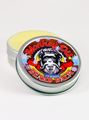 Limited Edition Winter Beard Balm– Peppermint Spice